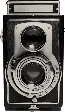 Oldschool camera
