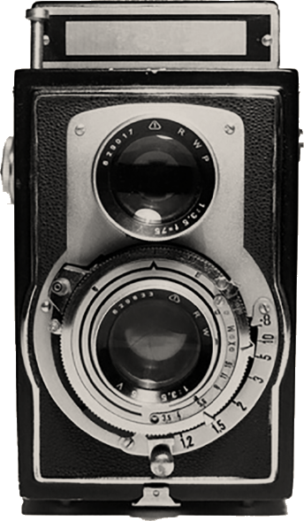 Oldschool camera